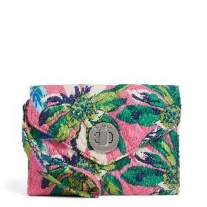 Vera Bradley Smartphone Wristlet Tropical Paradise